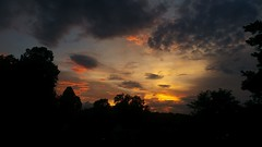Awesome Sunset (Dave Redman pics) Tags: sunset orange sky hues dark beauty
