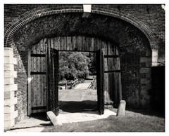 Fort Mifflin on the Delaware (kinglear55) Tags: fortmifflin philadelphia blackandwhite monochrome americanrevolutionarywar fort delawareriver battlefield