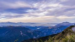 合歡山日出 - Sunrise of Hehuan Mountain (一 B_A_C 一) Tags: 合歡山 hehuanmountain taiwan sony a73 a7iii a7m3 a7 台灣 外拍 旅拍 travel 南投 nantou