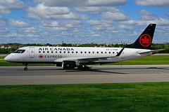 C-FRQM (Air Canada EXPRESS - Sky Regional) (Steelhead 2010) Tags: aircanada aircanadaexpress skyregional embraer emb175 yyz creg cfrqm