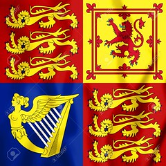 Royal_Standard_of_the_United_Kingdom_(1-1) (wgtownend.33) Tags: royalstandard unitedkingdom royalstandardofunitedkingdom flag royal standard united kingdom britain british uk background full macro europe european 3d illustration symbol wind fluttering threedimensional curve national horizontal state wave waving render emblem coa coatofarms coats arms seal ensign insignia banner 3dillustration 3drender cloth cartoon fold pleat fabric artificial one realistic sign rendered