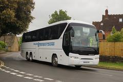 Reading & Wokingham, Wokingham (BE) - WH08 OXO (PJ12 ATN, EM02 ORS, PJ12 ATN) (peco59) Tags: wh08oxo pj12atn em02ors auwerter neoplan n22163shdc n2216 tourliner readingwokingham citycirclehayes citycircle citycirclenewbridge citycirclecoaches jonespenygroes expressmotors coach coaches psv pcv photo photos