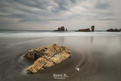 Playa Requexinos (Hervé D.) Tags: playa beach requexinos asturies asturias spain seascape