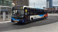 Stagecoach South 26153 (SN67 WVX) Portsmouth Harbour 15/6/19 (jmupton2000) Tags: sn67wvx alexander dennis enviro 200 mmc dart stagecoach south uk bus southdown coastline