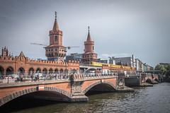 Oberbaumbrücke (fincvs) Tags: bridge oberbaumbrücke ober baum berlin east side gallery spree deutschland germany