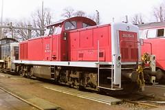 DB 294254-8 (bobbyblack51) Tags: db class 294 290 henschel bb heavy duty diesel shunter 2942548 2902542 bw koln deutzerfeld 1998