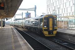 158952 (matty10120) Tags: class railway rail travel transport cardiff central 158