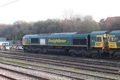 66564 (matty10120) Tags: class railway rail travel transport 66 bristol parkway