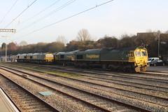 IMG_3309 (matty10120) Tags: class railway rail travel transport 66 bristol parkway