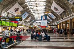 Central station Stockholm (Maria Eklind) Tags: euorpe city stockholm centralstation sweden centralen stockholmslän sverige