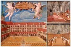 Anciennes vues de l'abbaye de Port-Royal-des-Champs (Philippe_28) Tags: 78 magnyleshameaux yvelines france europe iledefrance portroyaldeschamps chevreuse abbaye abbey granges