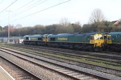 66531 (matty10120) Tags: class railway rail travel transport 66 bristol parkway