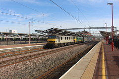90047 90016 (matty10120) Tags: class railway rail travel transport nuneaton 90
