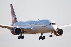 G-VWOO Virgin Atlantic Boeing 787-9 Dreamliner (B789) (Paul_286) Tags: gvwoo virginatlantic virgin boeing7879dreamliner dreamliner b789 boeing787 lhr egll vir