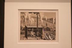 "Illustration pour Jean Arp : ""weisst du schwarzt du"" (GabianSpirit) Tags: allemagne berlin musée"