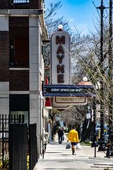 (jfre81) Tags: chicago city urban street rogers park mayne theater morse james fremont photography jfre81 canon rebel xs eos