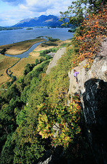 Little Chamonix (Colin Wells) Tags: littlechamonix borrowdale lakedistrictnationalpark lakedistrict englishlakedistrict rockclimbing shepherdscrag cumbria derwentwater