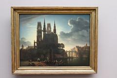 Cathédrale gothique au bord de l'eau (GabianSpirit) Tags: allemagne berlin musée