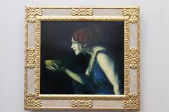 Tilla Durieux jouant Circe (GabianSpirit) Tags: allemagne berlin musée