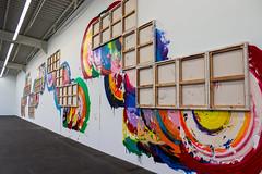 Untitled (wall painting) (GabianSpirit) Tags: allemagne berlin artcontemporain musée