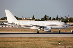 Comlux Aviation Malta Airbus A319-115(CJ) 'T7-ACJ' LMML - 10.06.2019 (Chris_Camille) Tags: spottinglog registration planespotting spotting maltairport airplane aircraft plane sky fly takeoff airport lmml mla aviationgeek avgeek aviation canon5d canon livery myphoto myphotography