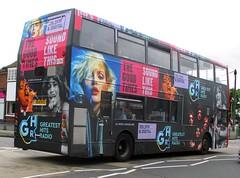 """National Express West Midlands Bus 4286  """"Greatest Hits Radio"""" (photobobuk - Robert Jones) Tags: westmidlands travel bus 4286 greatesthitsradio 73service public transport community birmingham uk nationalexpress"""