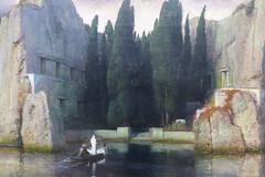 L'île des morts (GabianSpirit) Tags: allemagne berlin musée