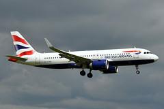 G-TTNC  A320-251N(SL)  British Airways (n707pm) Tags: gttnc airbus a320 320neo 320n airport airline aircraft airplane dub eidw collinstown ireland baw speedbird britishairways cn8173 dublinairport 11062019