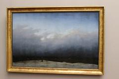 Moine au bord de mer (GabianSpirit) Tags: allemagne berlin musée