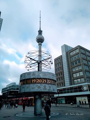 Alexanderplatz (André Barreto Photography) Tags: berlim alexanderplatz