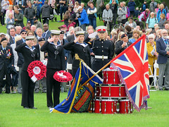 D-Day 75 Drumhead Service - Sheffield 2019 (Dave_Johnson) Tags: army lordmayor ceremony parade ww2 soldiers service normandy dday veterans drumhead normandyveterans lordmayorofsheffield drumheadservice sheffieldbranch ddayparade ddayservice war sheffield yorkshire rip wwii remembrance worldwar2 secondworldwar lestweforget worldwartwo southyorkshire norfolkpark norfolkheritagepark