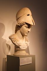 Tête d'Athéna (GabianSpirit) Tags: allemagne berlin musée