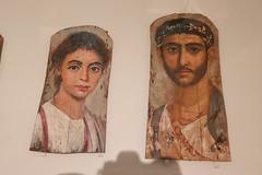 Portraits de momies (GabianSpirit) Tags: allemagne berlin musée