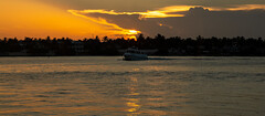 Sunset from Mallory Square (subrec) Tags: sunset sky sunrise pentax florida floridakeys floridasunset skyporn pentaxart pentaxk50 mallorysquare keywest sunsetkey boat