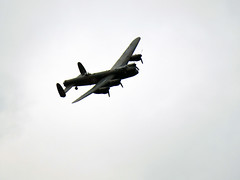 D-Day 75 Lancaster Bomber Flypast - Sheffield 2019 (Dave_Johnson) Tags: bbmf battleofbritainmemorialflight battleofbritain lancasterbomber lancaster bomber plane aircraft warplane raf royalairforce normandyveterans sheffieldbranch normandy veterans dday ddayservice ddayparade parade ceremony drumheadservice drumhead service army soldiers lordmayorofsheffield lordmayor ww2 wwii worldwartwo worldwar2 secondworldwar war remembrance lestweforget rip norfolkpark norfolkheritagepark sheffield southyorkshire yorkshire