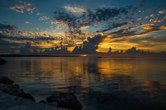 Marathon Sunset (subrec) Tags: sunrise sunset skyporn sky florida floridasunset floridakeys pentaxk50 pentax pentaxart