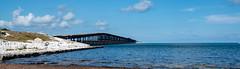 Railroad Bridge - Spanish Harbor Keys (subrec) Tags: florida floridasunset floridakeys pentaxk50 pentax pentaxart