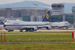B747 D-ABYT Frankfurt 18.05.19-1 (jonf45 - 5 million views -Thank you) Tags: airliner civil aircraft jet plane flight aviation frankfurt am main international airport eddf germany 747 b747 lufthansa boeing 747830 dabyt