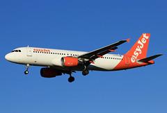 G-EZUA Airbus A320 Easyjet (@Eurospot) Tags: gezua airbus a320 easyjet 4588 lfbo toulouse blagnac