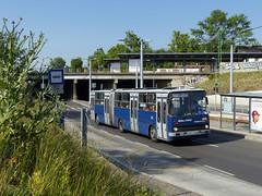 Ikarus 280.49 #19-86 (FGKM) Tags: budapest bkvbudapest ikarus 280 28049 1986 linia20e pozsonyiutca