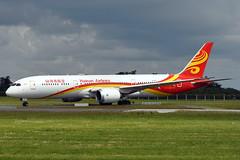 B-1133  B787-9  Hainan Airlines (n707pm) Tags: b1133 boeing 787 b787 airport airplane airline aircraft eidw dub ireland collinstown 11062019 cn62738 dublinairport hainanairlines dreamliner 7879 hu