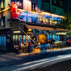 Brasserie (Jim Nix / Nomadic Pursuits) Tags: 2470mm europe france jimnix luminar macphun nomadicpursuits paris sony sonya7ii strasbourg architecture brasserie culture evening history landmark streetscene travel