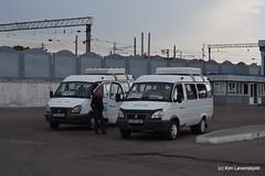 GAZelle (Kim-B10M) Tags: gaz gazelle tashkent bus