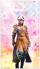 【CE/LL】Yao,khitanimight (Virtuaroid Resident) Tags: conan exiles ce khitai khitan yamatai jojo samurai armor plate immersion roleplay server rp pvp discord yao