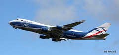 G-CLBA Boeing 747-428F(ER) CargoLogicAir departs Prestwick for Frankfurt after freight offload from Houston.26/5/19 (BS Images.) Tags: gclba boeing 747 747400 freighter cargologicair aircraft airport aviation ayrshire egpk glasgowprestwick gpa prestwick prestwickairport pik southayrshire scotland