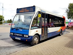 Photo of 47698 - Stagecoach South West Affinity Outlet June 2019