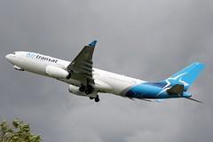 C-GUBL - LGW (B747GAL) Tags: air transat airbus a330243 lgw gatwick egkk cgubl