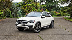 2020 Mercedes-Benz GLE450 4MATIC (campmusa) Tags: 2020 drivencarreviews gle mercedes mercedesbenz suv tomvoelk