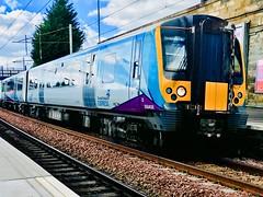 Transpennine Express Class 350 (350408) - Motherwell (saulokanerailwayphotography) Tags: 350408 class350 transpennineexpress