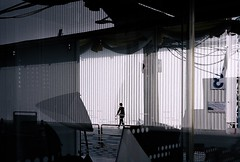 (winn s) Tags: thailand bangkok line leicastreet reflex shadow mirror streetphotography f28 35mm iso160 160 portra film filmcamera leicafilm leicam2 leicam leica